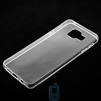 Чехол силиконовый Samsung GalaxyA310 A3 прозрачный