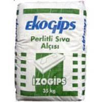 Шпаклевка гипсовая Сатенгипс IZOGIPS Еко (30 кг) (Изогипс)