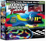 Гибкая светящаяся гоночная трасса Magic Track (220 деталей)