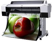 Печать наклеек (стикеров) на прозрачной пленке