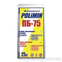 Смесь для кладки газобетона и пенобетона Polimin ПБ 75 (25 кг)