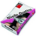 Самовыравнивающаяся смесь для пола Baumit Nivello Quadro 25 кг 1-20ММ