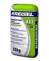 Сухие смеси для стяжки пола КREISEL 411 (25 кг) 5-35мм
