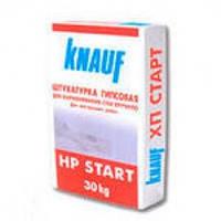 Гипс строительный KNAUF 30кг (40)