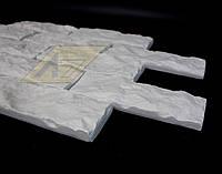 Декоративный камень (плитка) Колотый кирпич