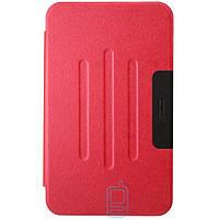 Чехол-книжка для ASUS MeMO Pad 8 ME181 пластиковая накладка Folio Cover Красный