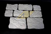 Декоративный камень (плитка) Кольраби