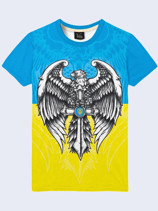 Футболка Орел Украина — в Категории