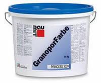 Акриловая краска для внутренних и внешних работ Баумит Гранопор GMF (25 кг)