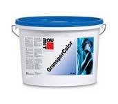 Акриловая краска внутренних и внешних работа BAUMIT GMWF Гранопор (24 кг)