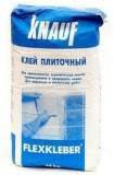 Клей Knauf для плитки эластичный Кнауф ФЛЕКСКЛЕБЕР (25 кг)