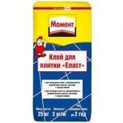 Клей для плитки CERESIT МОМЕНТ Еласт (25 кг)