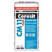 Церезит клей для плитки Comfort Gres CERESIT СМ-11 Plus (25 кг)