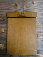 Планшет для меню с магнитами, фанера (А4)