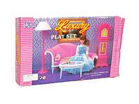 Мебель для куклы Gloria 96010  в коробке  32*19*5 см.