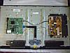 Платы от LED TV Samsung UE42F5300AKXUA поблочно, в комплекте (разбита матрица).