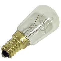 Лампа T22 25W E14 220-240V 300С прозрачная, для микроволновки Lemanso