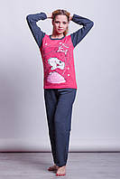 Женская пижама на байке Asma Турция 1002