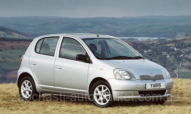 Toyota Yaris (Тойота Ярис) 1999-2006