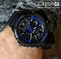 Фото! Skmei 0931 Blue / Оригинальные спортивные часы S-Shock