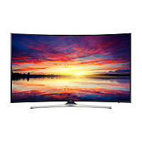 Телевизор Samsung UE49KU6100 (PQI 1400Гц, Ultra HD 4K, Smart, Wi-Fi, изогнутый экран)