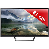 Телевизор Sony KDL-32WE610 (MXR 400Гц,HD,Smart, HDR, X-RealityPRO, Live Colour, Dolby Digital 10Вт, DVB-T/C)