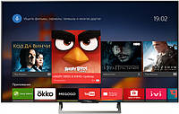 Телевизор Sony KD-75XE8505 (MXR 1000Гц,UltraHD 4K,Smart, 4K HDR ProcessorX1, TRILUMINOS, Dolby Digital 20Вт)