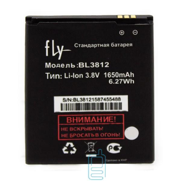 Аккумулятор Fly BL3812 1650 mAh IQ4416 AAA класс тех.пакет