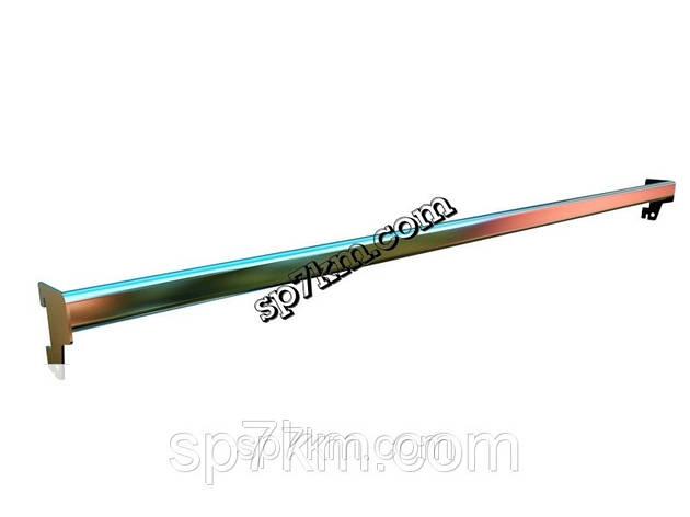 Держатель для кронштейнов профиль овальный , Размер 0.60 см., фото 2