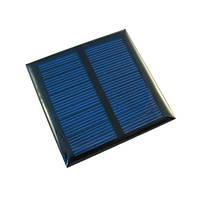 Солнечная панель, батарея 5.5В 0.6Вт 90мА, Arduino