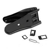 Инструмент для обрезки SIM карты 2в1 Micro Nano