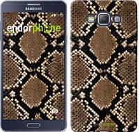 "Чехол на Samsung Galaxy A7 A700H Кожа змеи ""901c-117-6129"""
