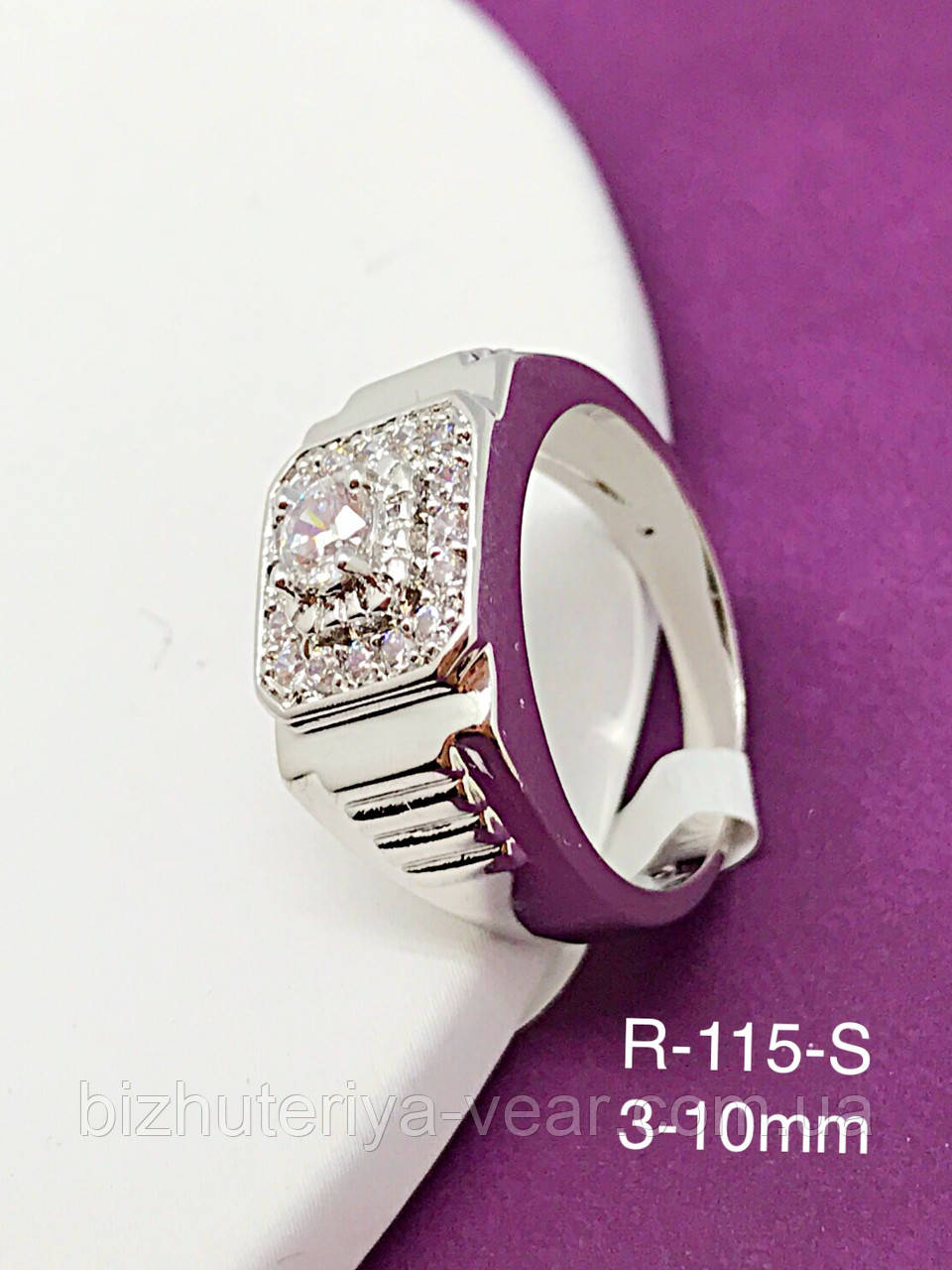 Кольцо Xuping R-115(7,8)