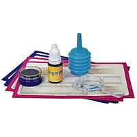 Товары для детей Bresser Развивающий набор Experiment Box Finger Print