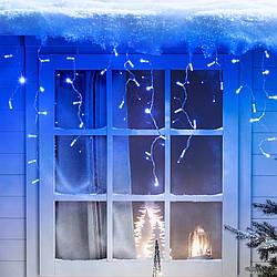 """Гирлянда внутренняя светодиодная  """"Бахрома"""" 3 х 0,7 м. 140 LED"""