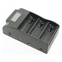 Универсальное зарядное устройство+Power Bank TrustFire TR-008