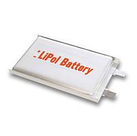 Аккумулятор Li-pol-3.7V MastAK-Industrial 602562HP-800