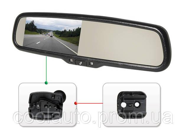 Зеркало заднего вида со встроенным Full HD видеорегистратором Gazer MMR5007, фото 2