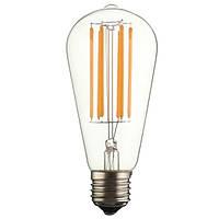 LED Filam Лампа Эдисона ST64 Е27 4W
