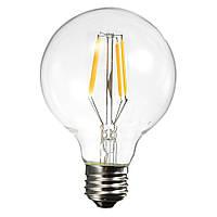 LED Filam Лампа Эдисона G80 Е27 4W