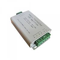 Усилитель AMP-360 m.12В. 30А (10А/канал) мощность 360 Вт Метал