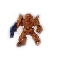 Лев ЗвеРобот зі зброєю (колір бронза), арт. 00615_1/б, Технолог