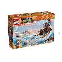 """Конструктор """"Brick"""" 1302 (120шт) """"Pirates"""" 45 дет. в разобр.кор."""