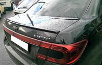 Спойлер LIP Chevrolet Epica (2006-2012)