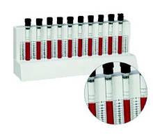 СОЭ - штатив для теста на скорость оседания эритроцитов