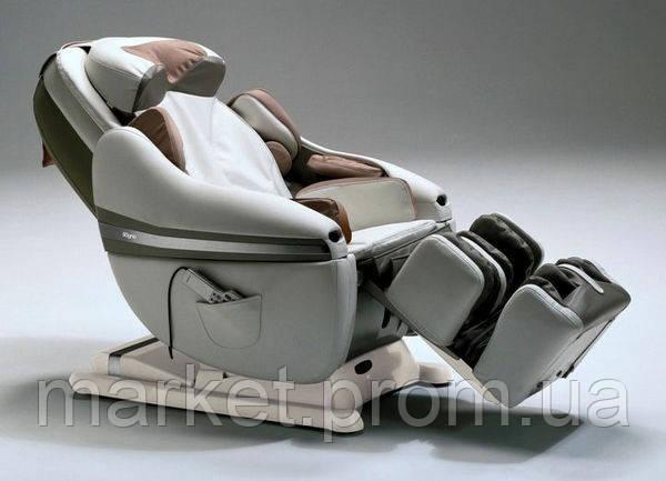 Массажное кресло INADA Sogno Family (бежевый, черный)