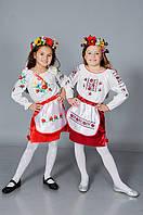 Детский украинский костюм Украинка, фото 1