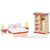 Набор для кукол goki Мебель для спальни 51715G