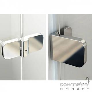 Душевые кабины, двери и шторки для ванн Ravak Комплект креплений и петель для шторки Ravak B-SET BVS2-R 100 D01000A071 правый