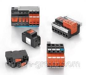 1351970000 Защита от перенапряжения VPU I 1 N-PE 440V/100KA Weidmuller